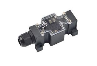 力士乐型03电磁阀接线盒