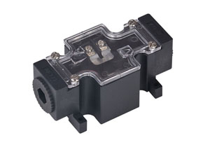 北部型02电磁阀接线盒