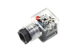 A型宝塔形防水插头(液压电磁阀插头)