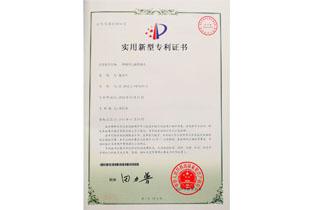 加强型插头专利证书