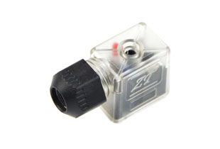 B型电磁阀插头(B型电磁阀连接器)